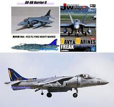 JWings 4 #11 AV-8B Harrier II VMA-513 FLYING NIGHTMARES 1:144 Flugzeug JW4_11