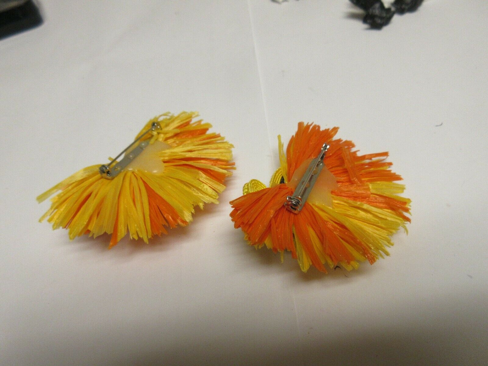 """Costume Jewelry ,Vintage , Lion King Pins (2) , 3"""" X 2"""""""
