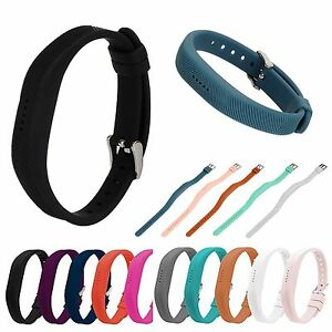 Replacement-Wristband-Bracelet-Strap-Band-for-Fitbit-Flex-2-Classic-Buckle