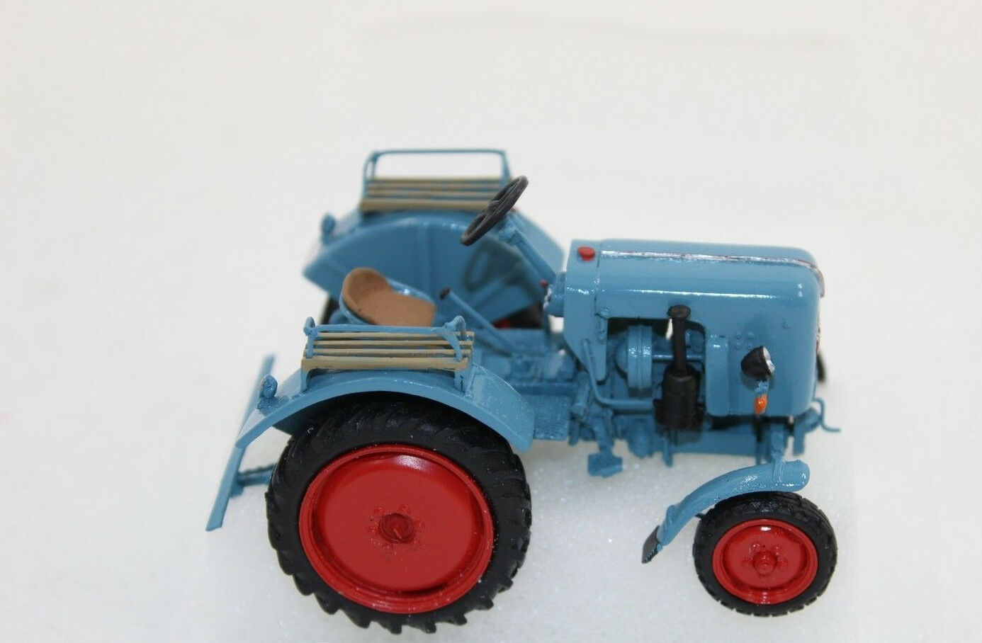 World cup 32001 ed16 eicher tractor 1 3 2 new with original packaging