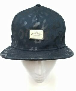 9de628ad02fc2 Image is loading 10-Deep-10th-Division-SnapBack-Hat-In-Black