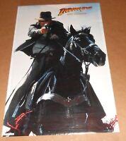 Indiana Jones and the Last Crusade (Horse) 1989 Movie Poster Original 32x21