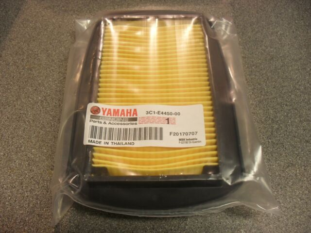 GENUINE YAMAHA WR125 YZF-R125 MT-125 AIR FILTER AIR CLEANER FILTER ELEMENT