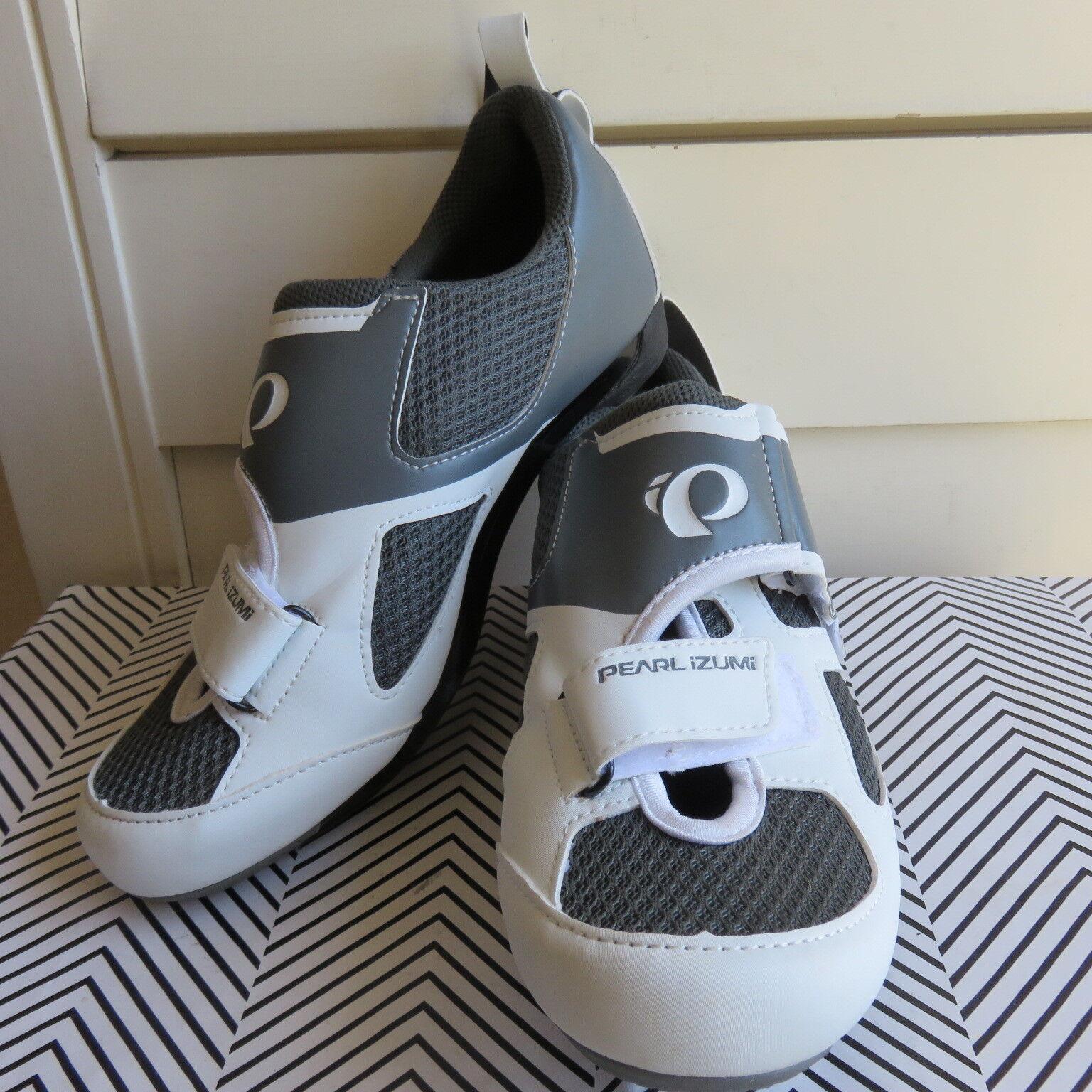 PEARL IZUMI 38.5 7.2 M Inteface W Tri Fly V para Mujer Zapatos De Ciclismo Shimano SH51