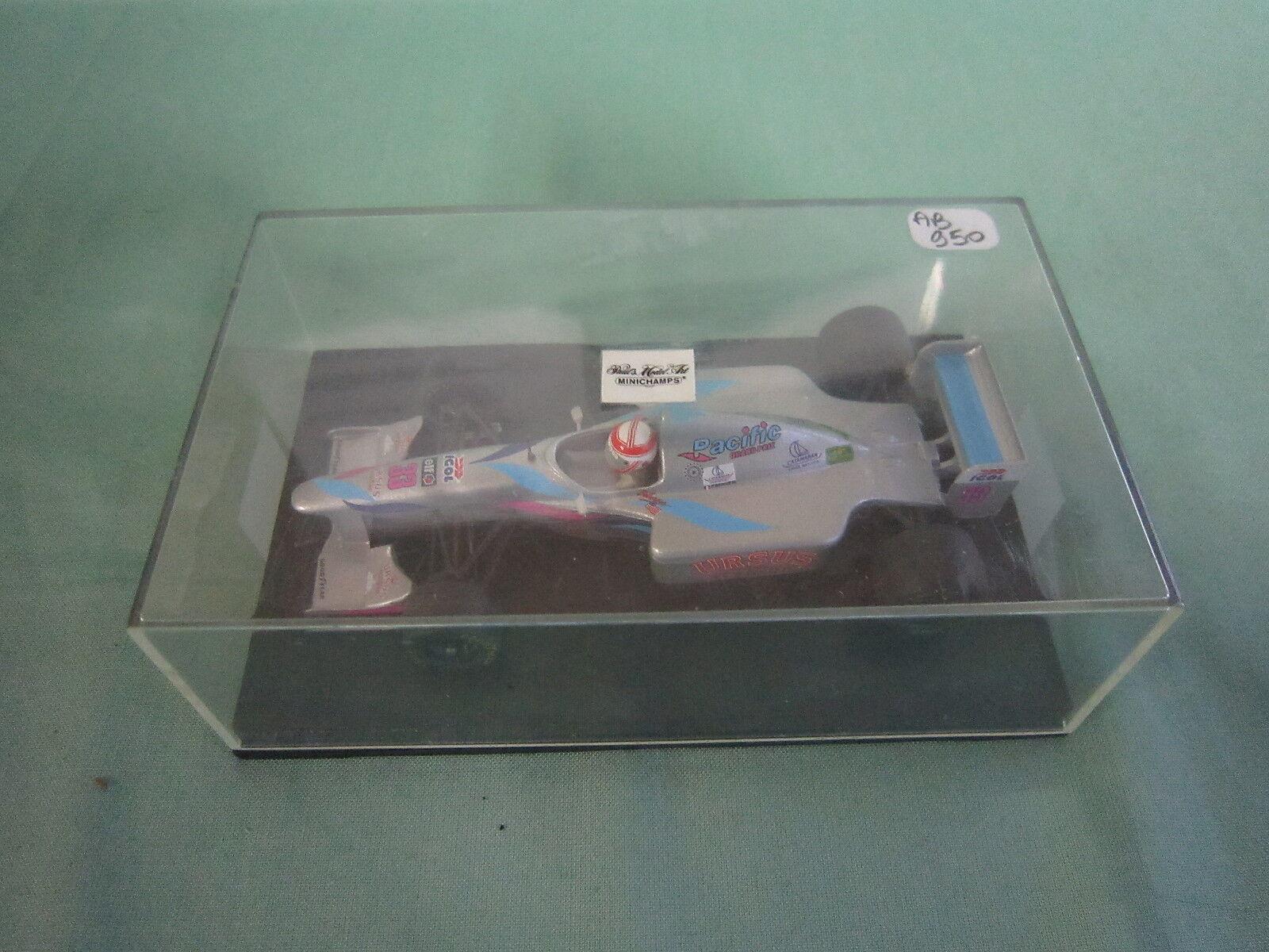 AB950 ONYX PACIFIC ILMOR pr 01 F1  33 Paul BELMONDO 1994 1 43