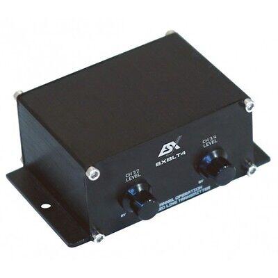 100% Vero Esx Sx-blt4 Symmetrischer Linea Trasformatori Sxblt4 Bassregler Per 4-kanal-amps Adottare La Tecnologia Avanzata