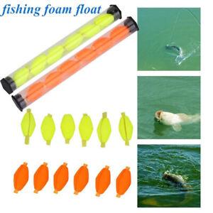 Fischen-Bobbers-Float-Indicator-Fisch-Bohnen-Schwimmbaeder-der-Oval-Fishing