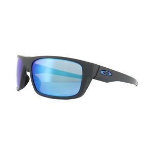 e139fc44e9e Oakley Sunglasses Drop Point OO9367-06 Matt Dark Grey Prizm Sapphire ...