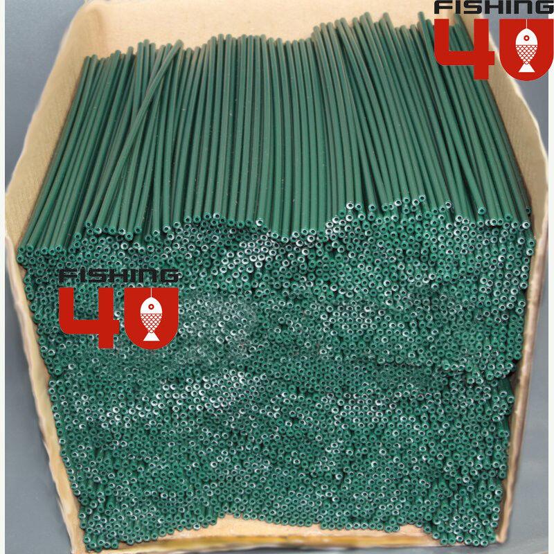 Tubo de PVC para moldes de plomo en línea 3x20mm Pesca De Carpa 2500 un. pesos & Plomos