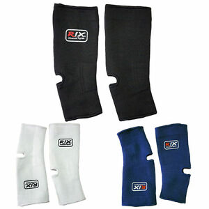 Rix-Ankle-Support-Foot-Brace-Sport-Sock-Gym-MMA-Boxing-Injury-Sprain-Pain-Relief