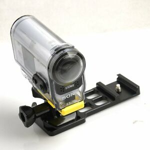 Sony action cam side mount