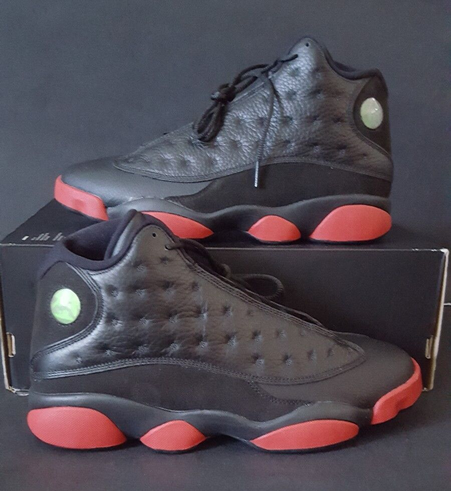Air Jordan XIII 13 Retro 2014 DIRTY BRED 414571-003 Size 9.5 RARE     DS