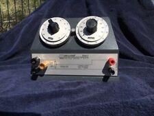 Dekavider Dv 411 Voltage Divider 100k 0005 Linearity Nice Vintage Usa