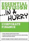 Corporate Finance: Get it, Read it, Pass by Snorre Lindset, Morten Helbaek, Brock McLellan (Paperback, 2010)