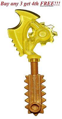 ☀️NEW Lego Weapon NINJAGO TECHNO BLADE Ninja Trans Red Kai Nindroid