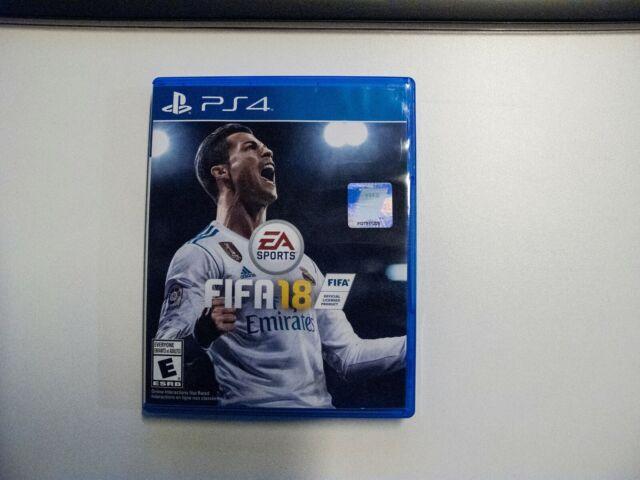 FIFA 18 - EA Sports - 2017