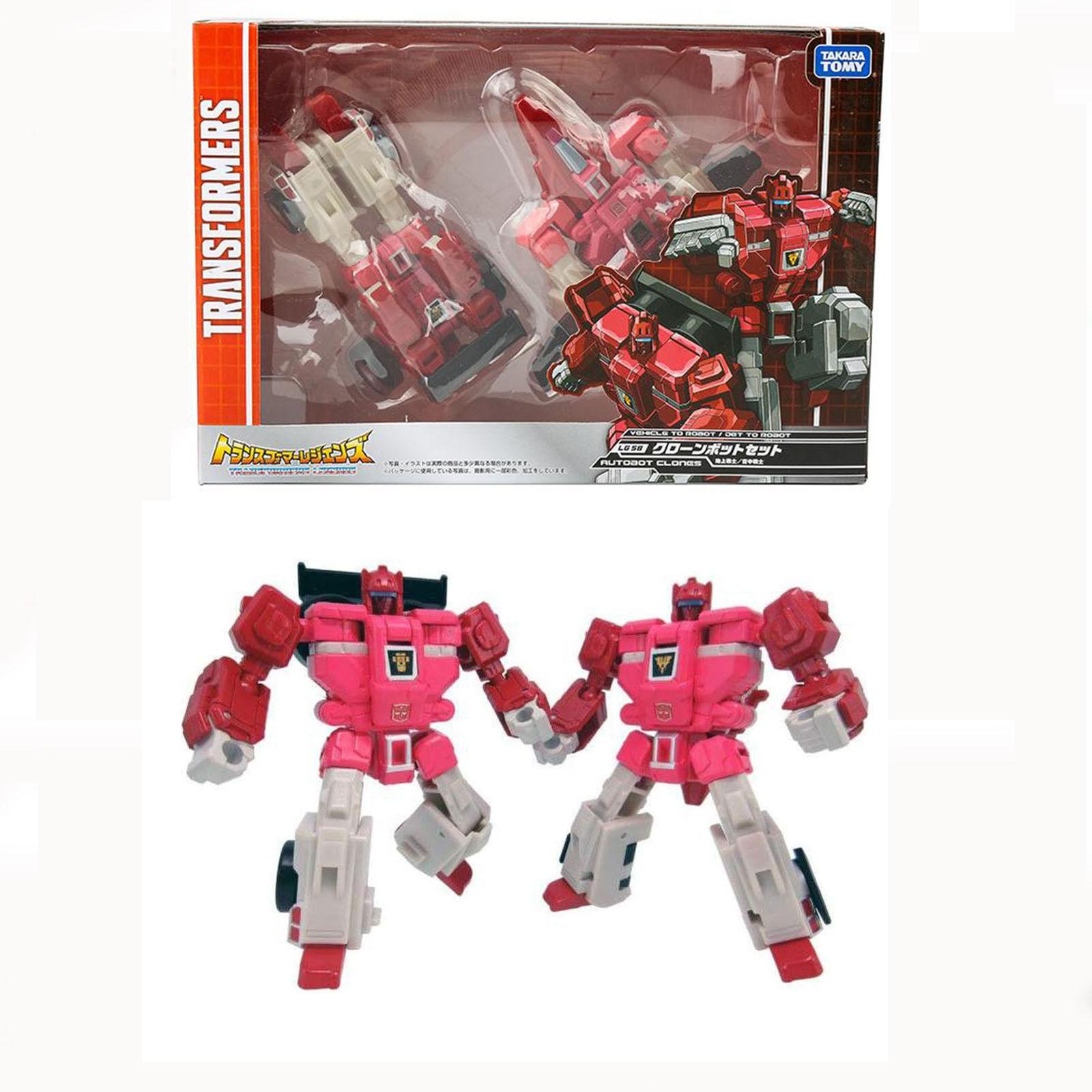 Transformers Legends LG58 Clones Bots Fastlane Cloudraker azione cifra Gift giocattolo