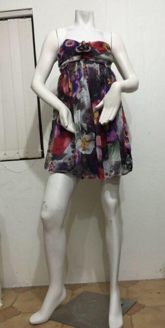 Lipsy London Size 10 Fairy Tale Dress Florals