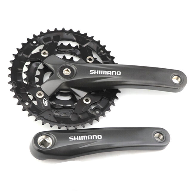 SHIMANO Acera FC-M391 9 speed MTB Bike Crankset 44-32-22T Bicycle Chainset 170mm