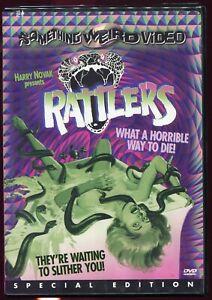 Rattlers-Region-1-DVD-Something-Weird-Video-Harry-Novak-1975