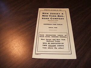OCTOBER-1958-ERIE-RAILROAD-FORM-10-NEW-JERSEY-amp-NEW-YORK-RAILROAD