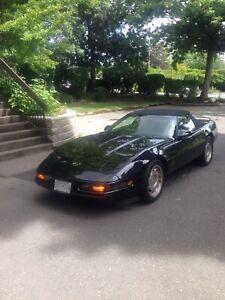 1991 Chevrolet Corvette every option avalable