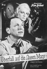 IFB 7499 | ÜBERFALL AUF DIE QUEEN MARY | Frank Sinatra, Virna Lisi | Topzustand