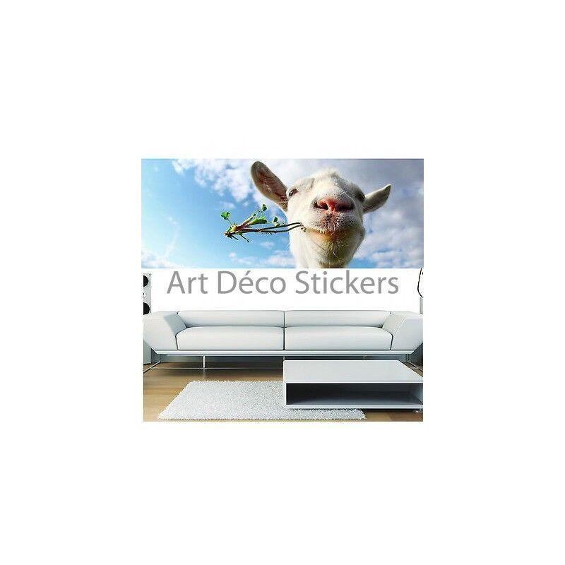 Stickers panoramique déco Agneau réf 3686 ( 13 ) diHommes sions ) 13 605c21