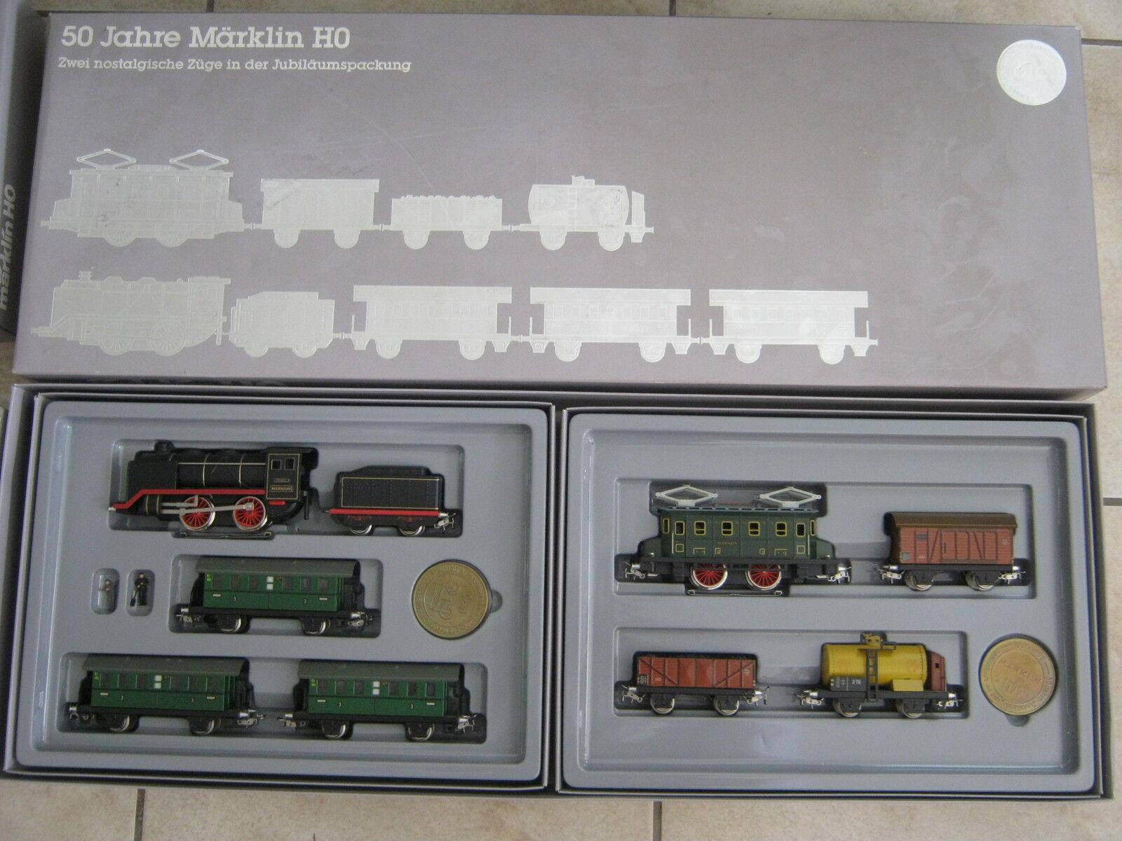 HO 0050 nostalgica treni 50 anni   Giubileo  rg/cf/052-95r2/13