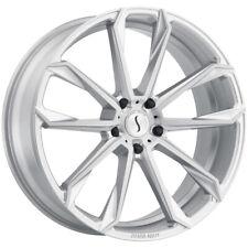 4 Status Mastadon 20x9 6x55 15mm Brushed Wheels Rims 20 Inch Fits More Than One Vehicle
