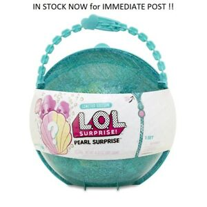 ~GENUINE~ LOL PEARL SURPRISE Limited Edition Mermaid green IN STOCK FAST POST