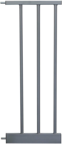 Verlängerungen//Erweiterung Tür-/& Treppenschutzgitter IB-Style MEGANE silber//grau