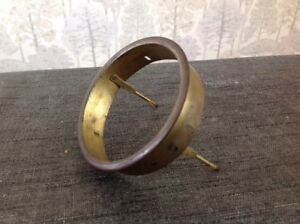 Antique-Barrel-Clock-Movement-Frame-And-Straps-Restoration-Diameter-86mm