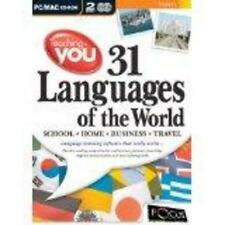 Teaching-you 31 Languages of the World