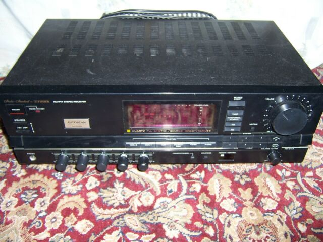 vintage Fisher RS-914A AM/FM stereo Receiver (215W)