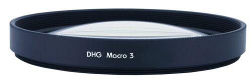 Marumi DHG X3 Macro cerrar 72mm Filtro-DHG72MAC3