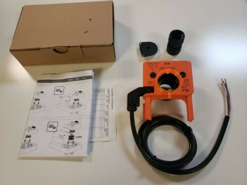 BRAND NEW IN BOX S1A Belimo S1A Auxiliary Switch Add-on 1 SPDT
