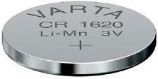 Varta CR1620 Knopfzelle 3V NEU 16mm Durchmesser