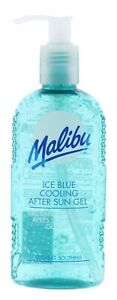 Malibu-Ice-Blue-Moisturising-After-Sun-Gel-200ml-Cooling-Soothing-Pump