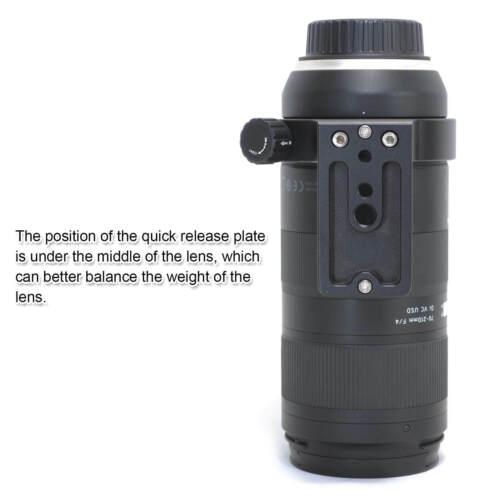 Nikon F//Canon EF Mount Lens Collar for Tamron 70-210mm f//4 Di VC USD Lens A034