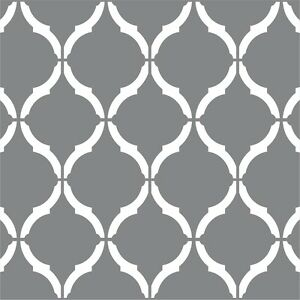 large wall stencils for paintingMoroccan Wall Stencil LARGE 12x9 Craft Airbrush Pattern Painting