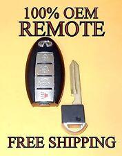 2005 - 07 Infiniti G35 Sedan Smart Key Remote Fob (4-button