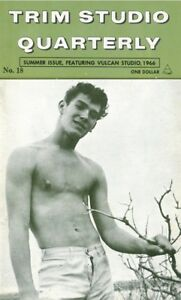 from Jerome vulcan gay magazine