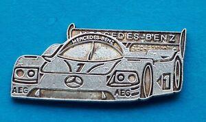 Silberner Mercedes-Benz 1- Pin