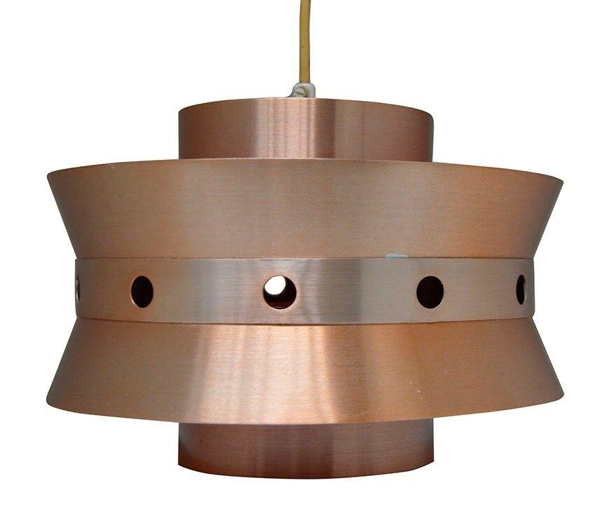 Retro pendel, Lampe