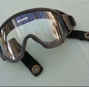 7cc77f9ed4 Image is loading ESS-Structural-Firefighting-GOGGLES-NFPA-Compliant-USA