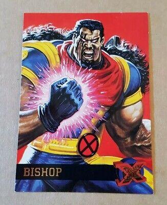 1995 Fleer Ultra Marvel X-Men Card #6 Bishop