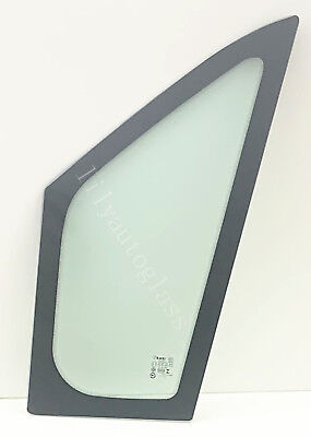 NAGD Compatible with 2014-2019 Ford Transit Connect Mini Van Driver Side Left Front Vent Window Glass PV
