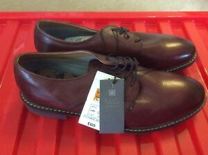 6 And in Taglia pelle derby Scarpe Collection Bnwt Spencer 5 marrone Marks vHzqv5a