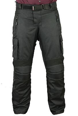 GearX Waterproof Motorbike Motorcycle Trousers Mens Protective Pants